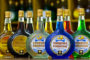 "Taste the real ""Blue Curacao"" Liqueur"
