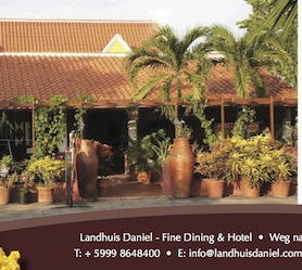 Plantation Restaurant & Hotel Landhuis Daniel