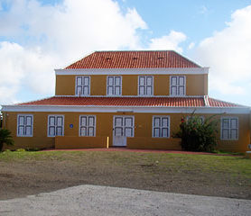Landhuis Rooi Catootje