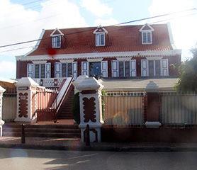 Landhuis Zuikertuintje