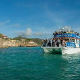 Snorkel the west with Pelican Express