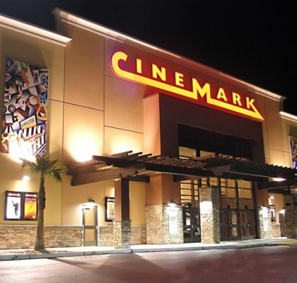 Cinemark Curacao at Sambil Shopping Mall