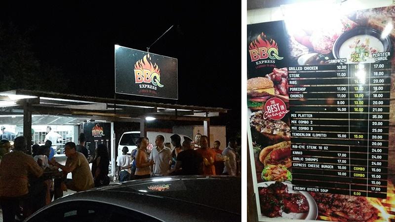 BBQ Express Curacao