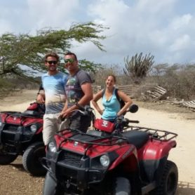 Crazy Curacao ATV/Quad Tour