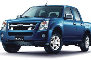 Isuzu D-max LS 2WD Low Ride__D-max Crew Cab 2WD Low Ride