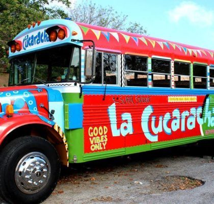 Bounty Adventures - La Cucaracha Dinner & Fun Nightlife Tour