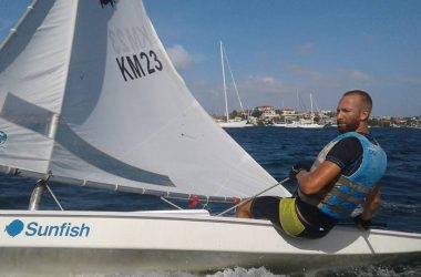 Sail-Adventure-Curacao-Sunfish-Sailing-Watersports