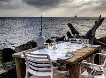 Sea-View-Dinner-Restaurant-BijBlauw-Curacao-To-Go