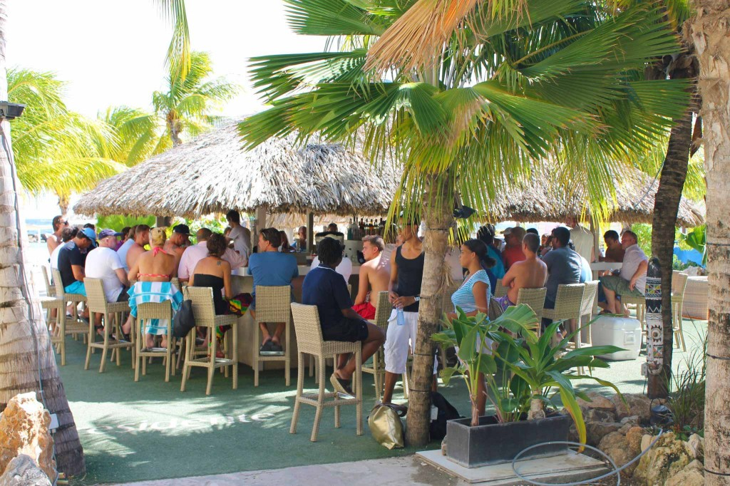 1f7fc3f778 A Cabana beach-day is full of surprises. – Curacao To Go Travelguide