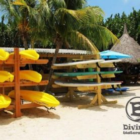 Stand Up Paddle (SUP) & Kayak rental