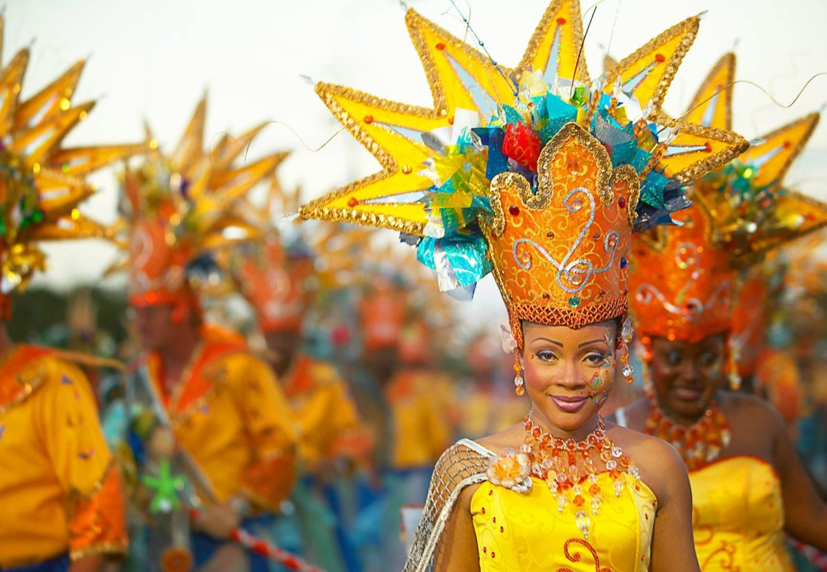 Foto carnaval curacao 2012 17