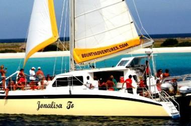 catamaran-trip-klein-curacao1