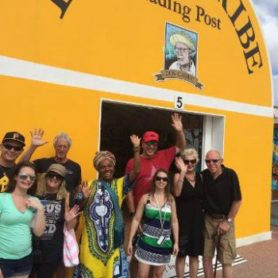 Don Caribe's Historic Walking Tour