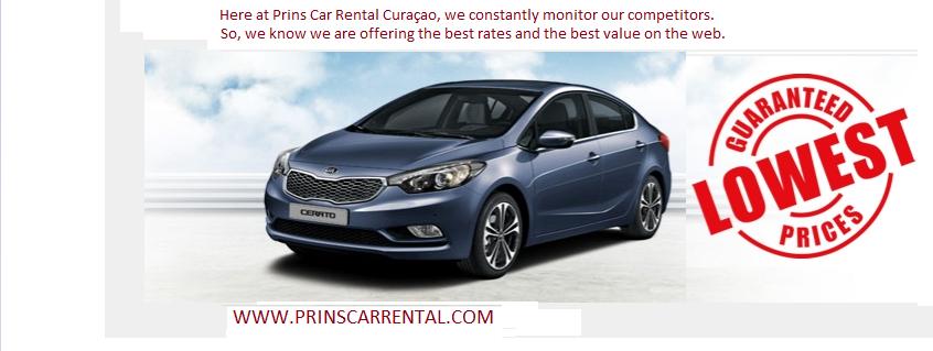 Prins Car Rental Curacao